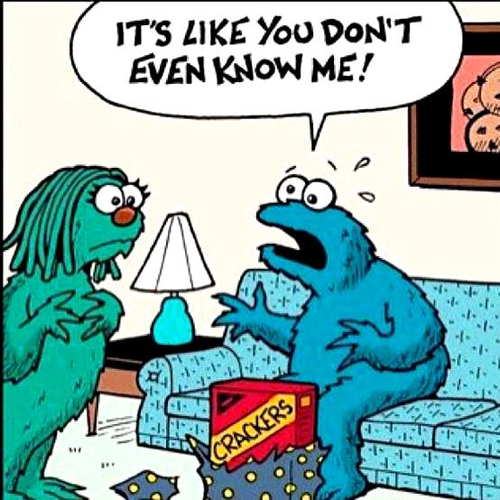 cracker monster